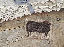 Rebecca Lindquist Sheep Needle Punch