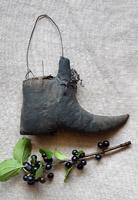 Netty LaCroix Black Shoe Pinkeep