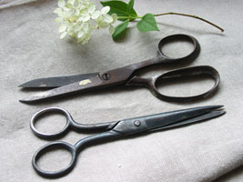 Large Vintage Scissors Pair