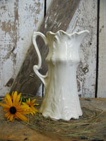Beautiful Vintage Pitcher