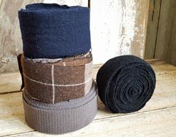 Wool Rolls - Lot A