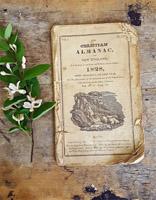 New England Almanac 1828