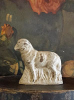 Chalkware Sheep