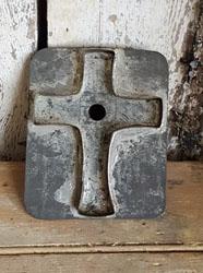 Antique Cross Cookie Cutter