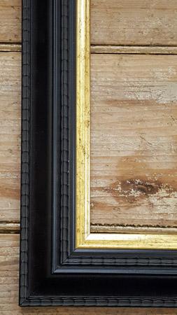 Frame - Black & Gold