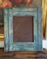 Frame - Old Blue Wood 8 x 10