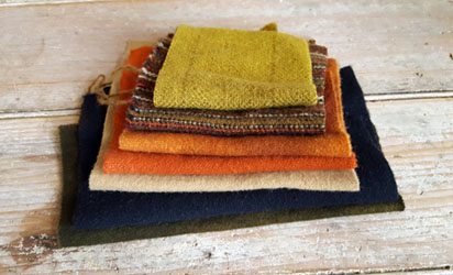 Wool Stack #3