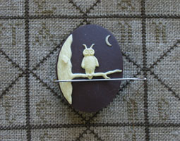 Hoot Owl Needle Minder