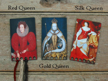 Queen Series Thread Keeps