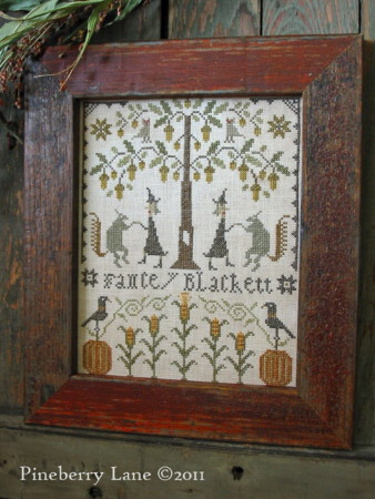 Fancey Blackett - Harvest Dance PATTERN