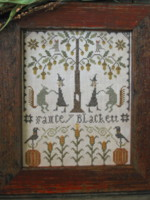 Fancey Blackett & The Harvest Dance PATTERN