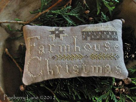 Farmhouse Christmas PATTERN