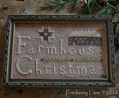 Farmhouse Christmas PATTERN