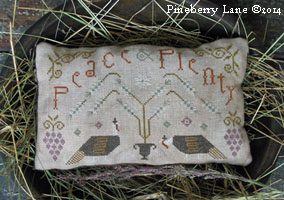 Peace & Plenty PATTERN