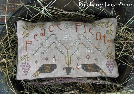 Peace & Plenty PATTERN