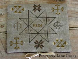 Anne Lancaster's Needle Book PATTERN