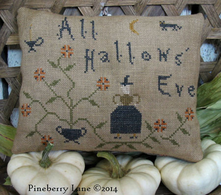 All Hallows' Eve PATTERN