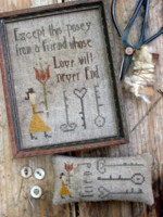 Except This Posey Sampler & Friend Pinkeep - SALE!