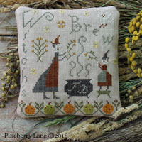 Fancey Blackett - Witch's Brew PATTERN