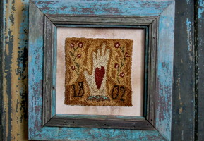 Hands to Work Needle Punch PATTERN