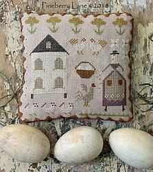 Mrs. Maguire's Hen House PATTERN