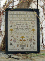 Rising Harvest Sampler PATTERN