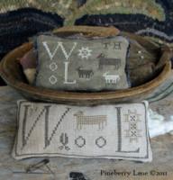 Wool Pinkeeps PATTERN