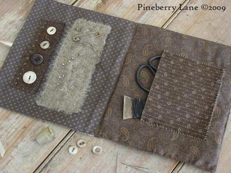 Anne Lancaster's Needle Book E-pattern