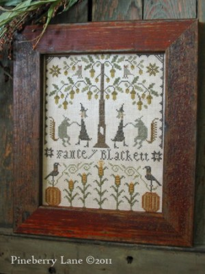 Fancey Blackett Harvest Dance