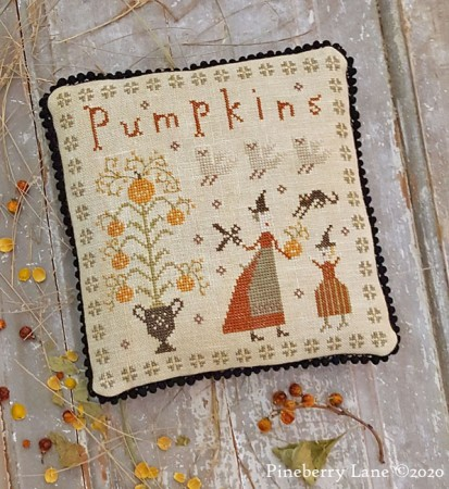 Fancey Blackett The Perfect Pumpkin E-pattern