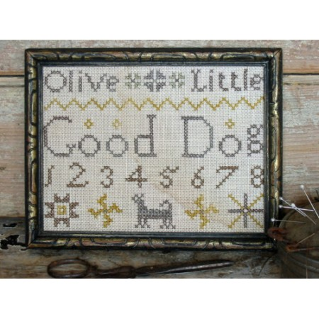 Good Dog Marking Sampler