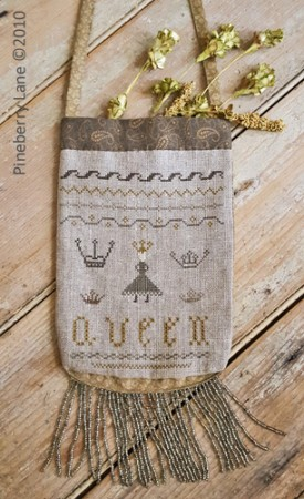 Queen's Sampler Pocket E-pattern