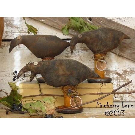 Old Crow Make-dos