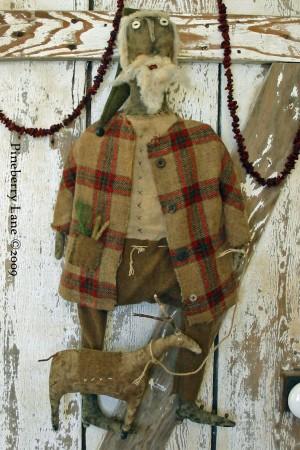 Santa & Elmer E-pattern