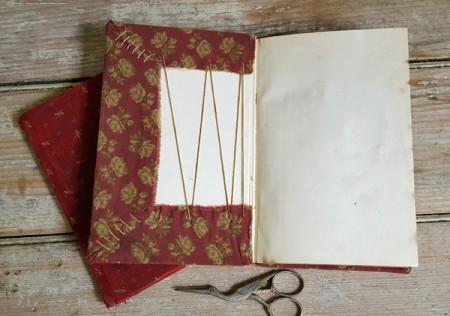 Cloth Covered Books