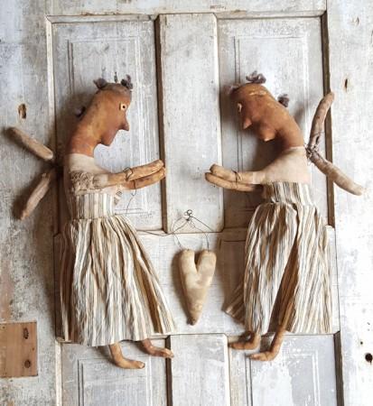 Primitive Angel Twins***