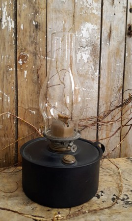 Plume & Atwood Oil Lamp #2