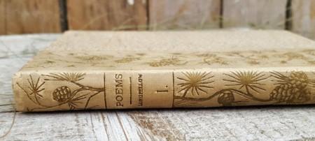 Slim Volume of Longfellow's Poems