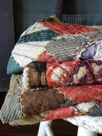 Cutter Quilt Sections