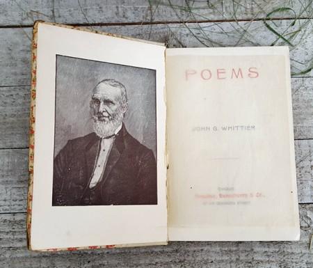 Whittier's Poems
