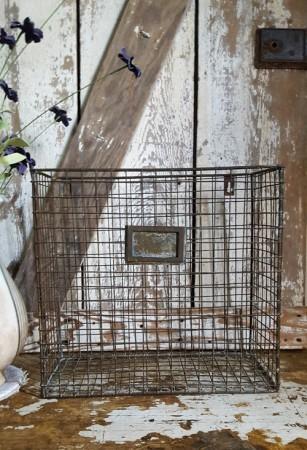 Wire File Basket