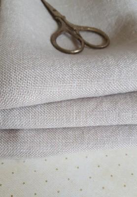 30 Count Beige Weeks Dye Works Linen