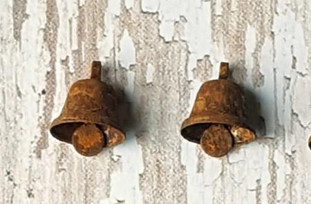 Rusty Liberty Bells