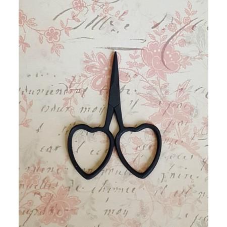 Little Love Scissors - Black