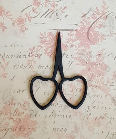 Little Love Scissors - Black