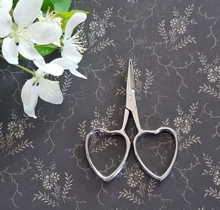 Little Love Scissors - Silver