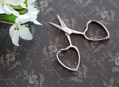 Little Love Scissors - Silver