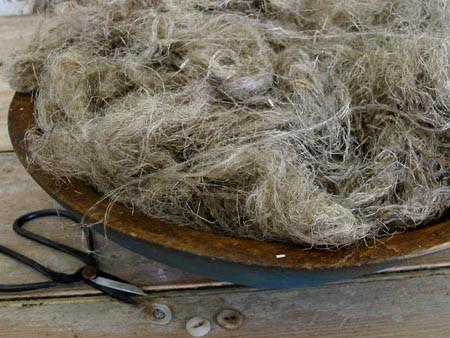 Raw Flax