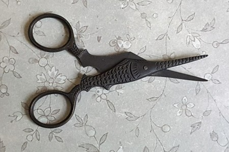 Swordfish Scissors - Black
