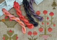 Ann Barlow 1829 Partial Floss Pack